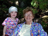 Stella & Granny Peggy<br /> Stella @ 4 years 2 months<br /> August 3, 2006