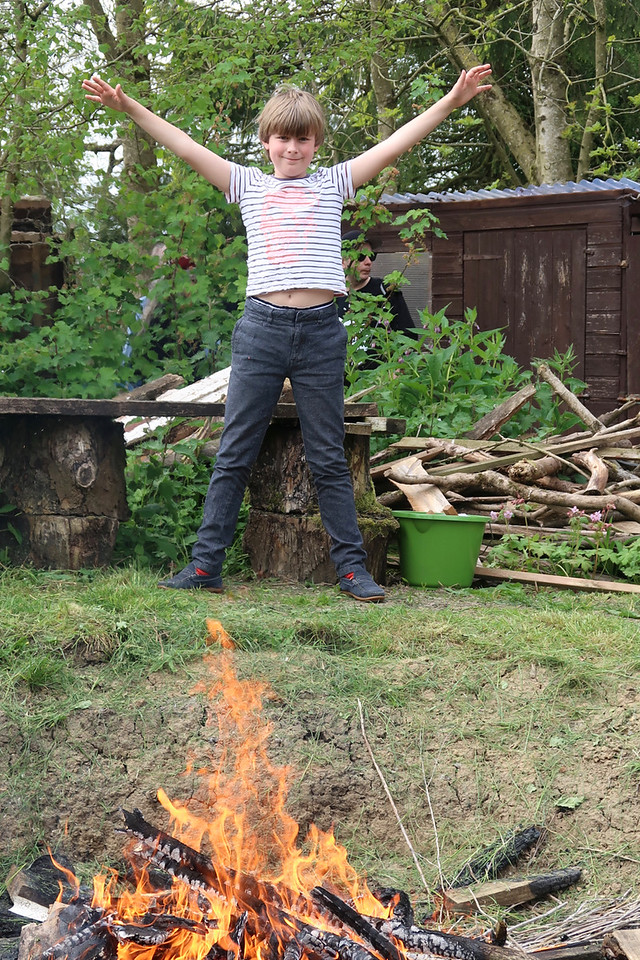 Fire boy!