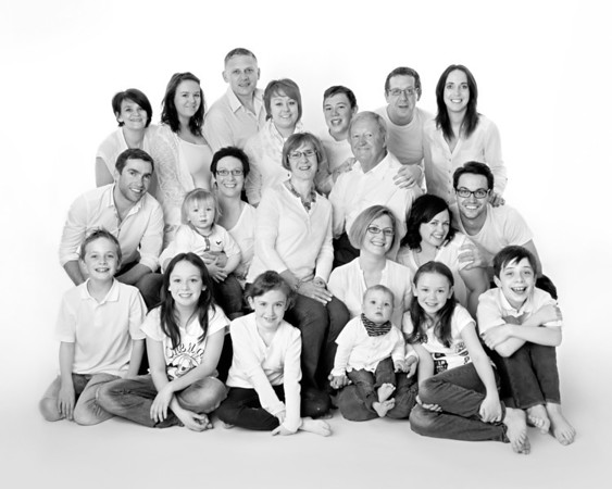Generation portraits