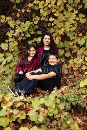 Claudia, Ava, and Johnny