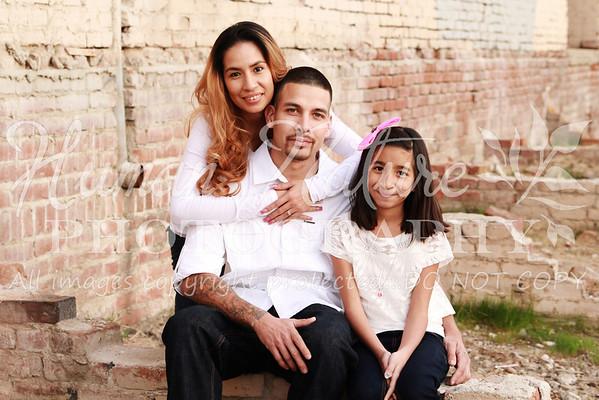 The Ojeda Family
