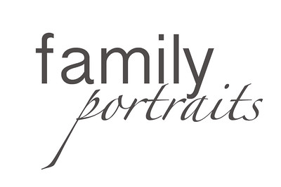 Family Portaits