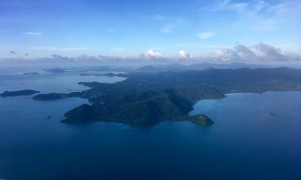 Phuket peninsula