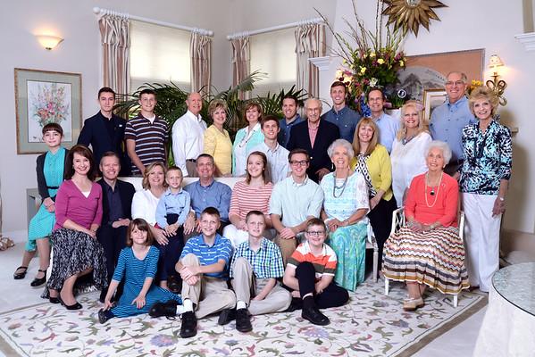 Family samples 7-16