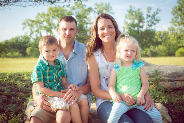 HUNTER FAMILY