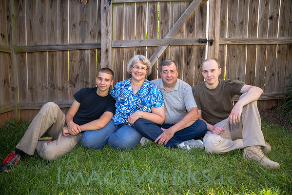 Hallman family