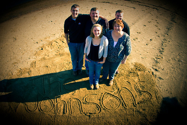 Johnson family Photos