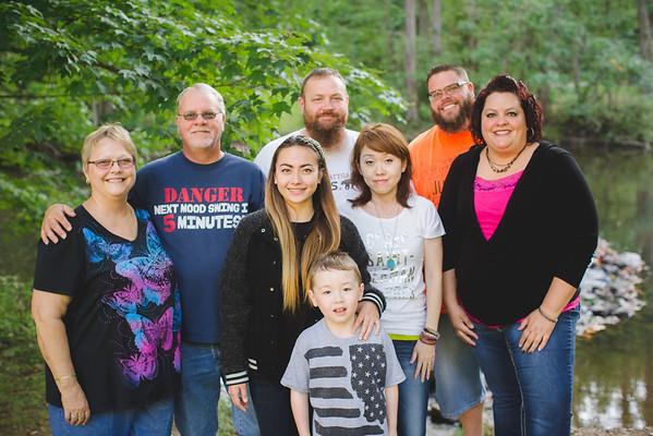 NEWLAND FAMILY