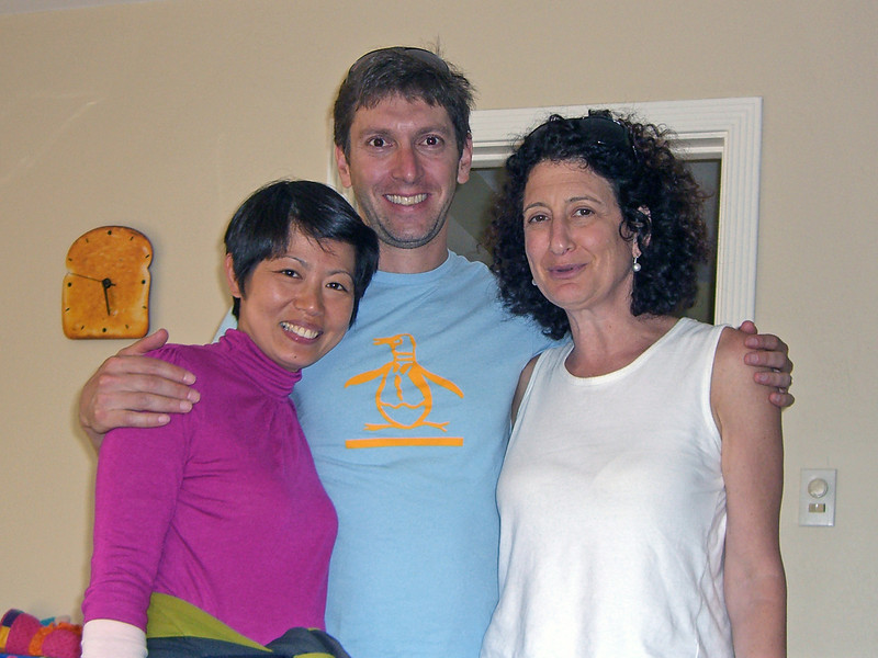 PK, Barry Newstead, Aliza