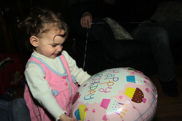 03-27-10 Libby's 2nd Birthday Party