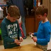 Owen and Sebastian in 2nd grade.