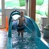 At the Lynnwood pool!