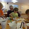 Waffle breakfast!
