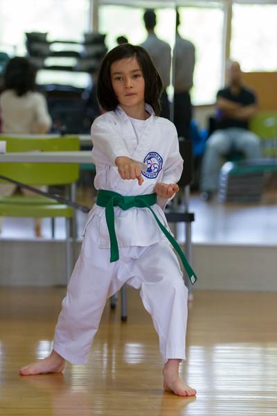 002 Ethan karate