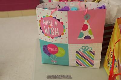 05.21.17 Amina Marie Davidson 1st Birthday Party