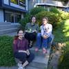 Naomi, Maya, and Sylvie