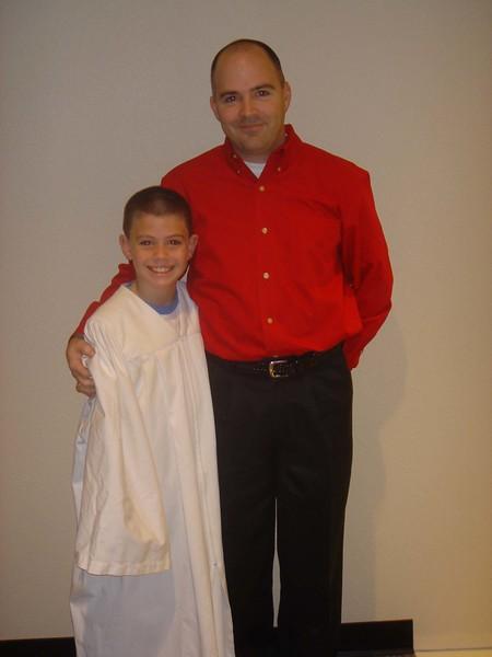 07 December 24 Reid -  Baptism at Cottonwood Creek