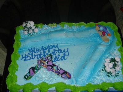 07 September 09 Reid - 9th Birthday Party