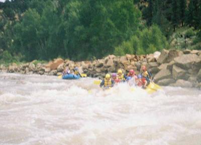 070805 BrownsCanyon Rafting
