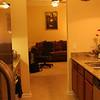 Better view of Study thru kitchen