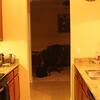 View thru kitchen to study