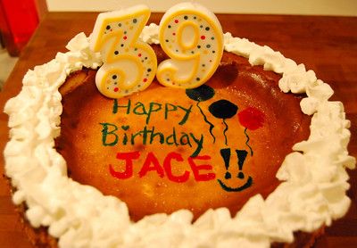 08, Nov 2:  Jace's 39th Birthday