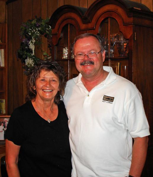 2010 - Lyn and Doug at Star