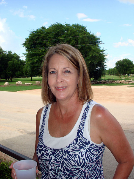 SHAWNA LEA (COCKRELL) BELL<br /> This is Peggy's oldest daughter, who joined her mom on the golf tour today. They came in 2nd, so I heard.