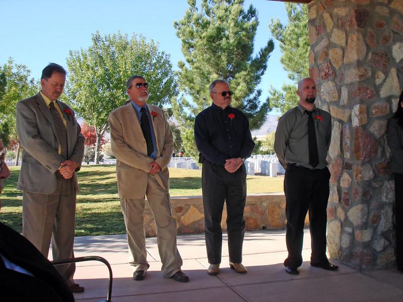 06 Leland Boone, Gregory White, Doug Duncan, and Jason White