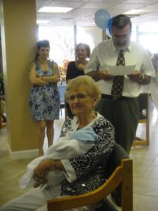Great Grandmother Marjorie