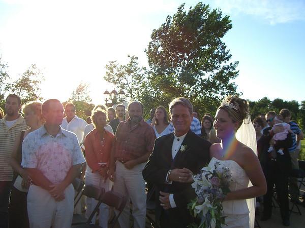 10-2006 Cousin Kelly Wedding