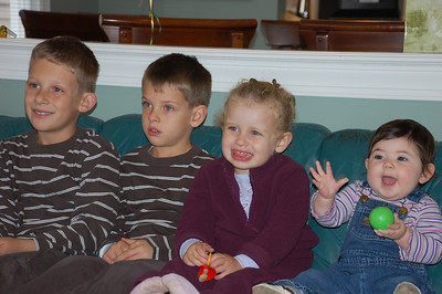 cousins couch potatoes