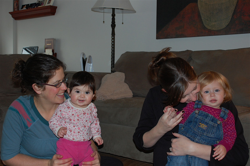 rachel, audrey, tammy and hannah