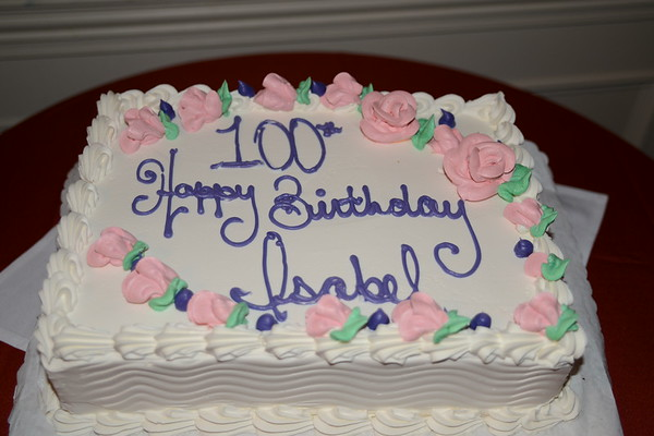 100th Birthday Bash