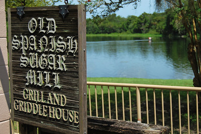 103: Birthday Weekend at DeLeon Springs State Park Florida