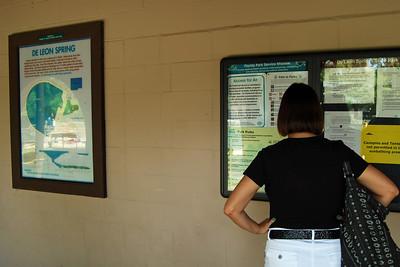 026 Lisa at Deleon Springs State Park Florida