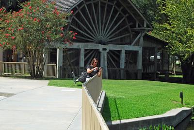 018 Lisa at Deleon Springs State Park Florida