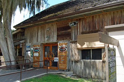 009 Old Spanish Sugar Mill at Deleon Springs