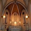 Loretta chapel is a beautiful church.