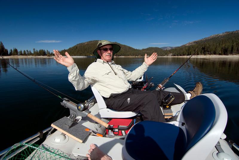 Dad Fishing @ Shaver Lake 11-3-2009 pic3
