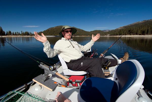 Shaver Lake Fishing Trip, 11-03-2009