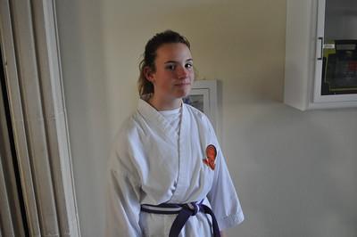 11-2016 Emily Karate