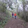 Walking around Fort Worden