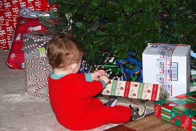 11, December 2-30:  Hayden's First Christmas