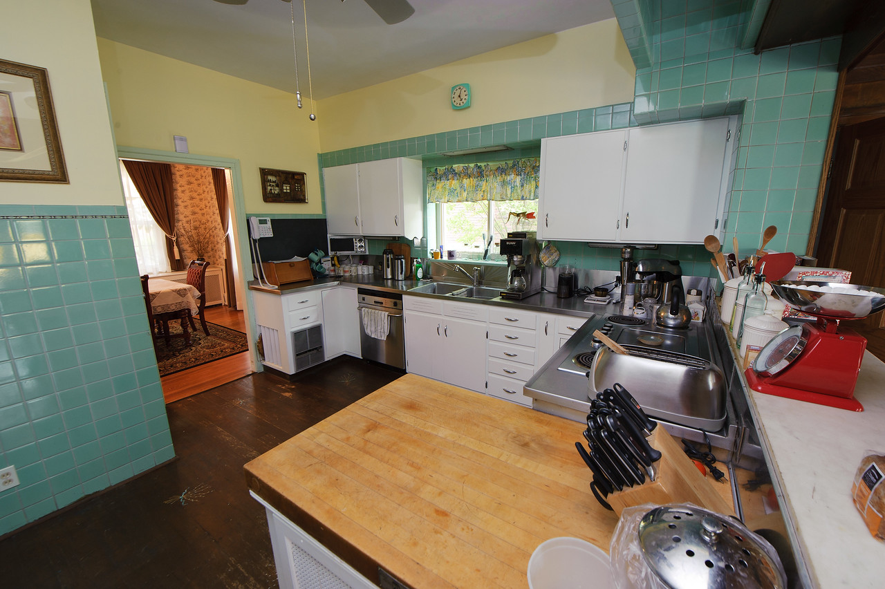 Kitchen. Compare to this.