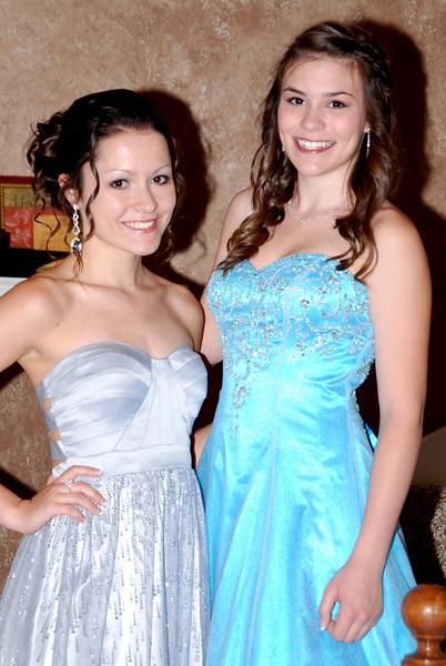 12 April 29 Lexi (Brady & Alex) - Prom (junior year)