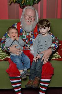 13, November 18th:  Family photos and Santa photos
