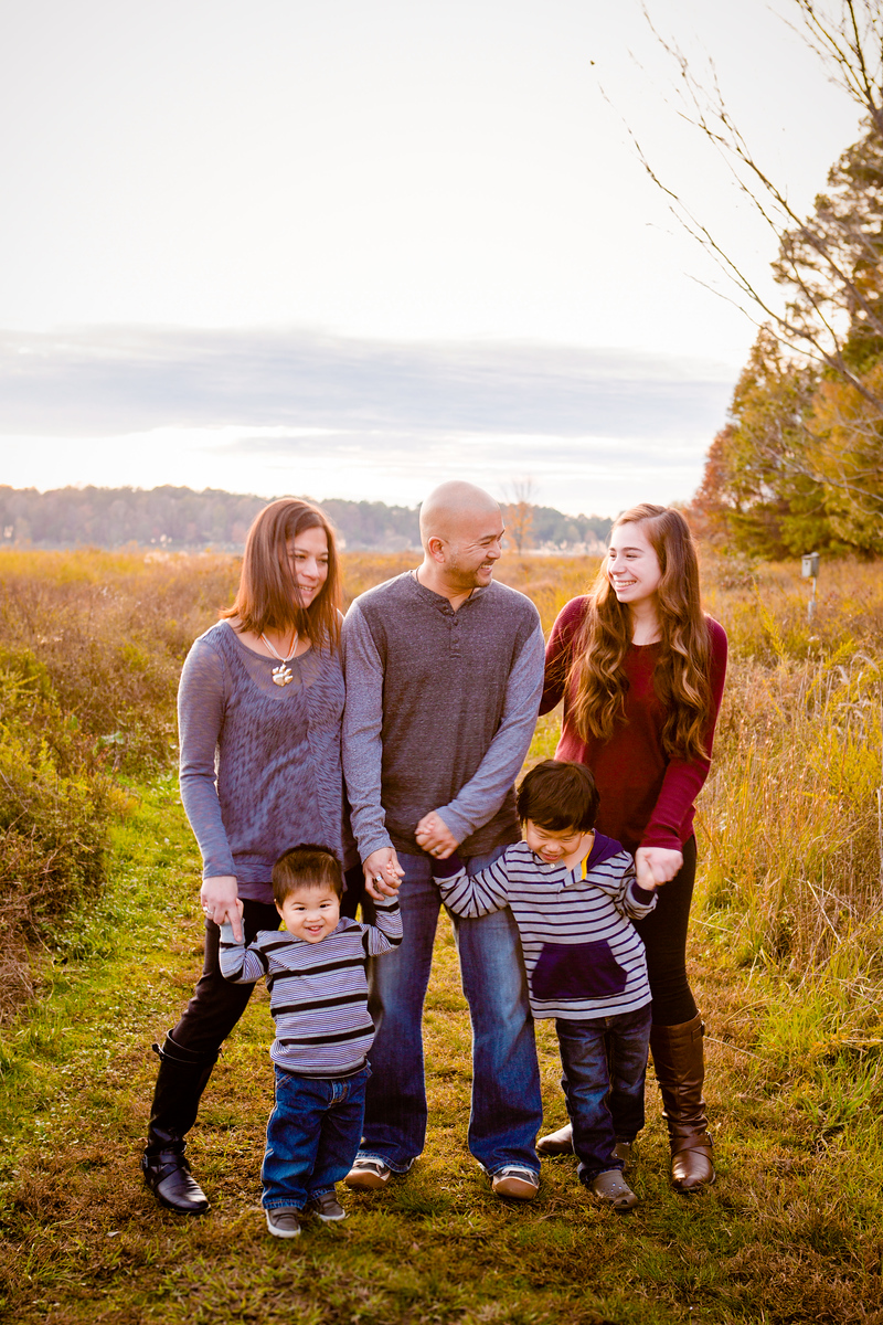 autumn family pictures
