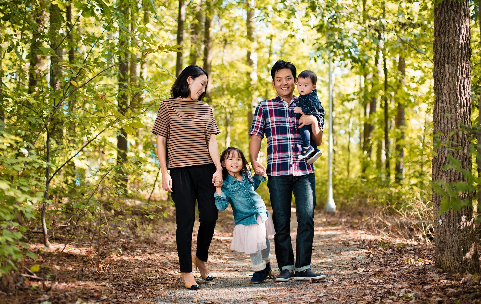 San Jose CA Family Photographers
