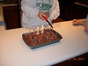16 December 2011 UW Badger Hockey, Joey Birthday 009